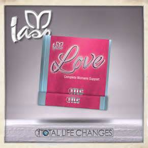 Iaso love Total Life Changes